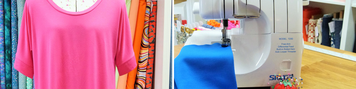 overlocker sewing